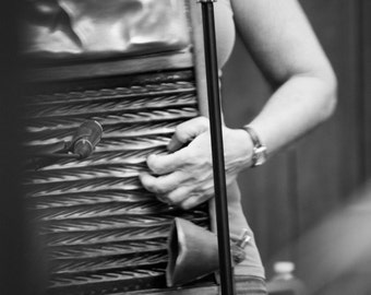 Black and White Musician Art hand on washboard The art of Music blugrass blues instrument powerful - The Fire Within - Art Photography