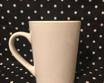 11oz white mug with your choice of design