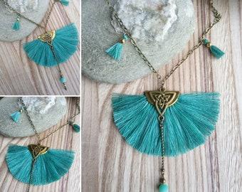 Cassandra necklace