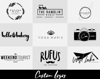 Logo Design, Premium, Custom Logo Design, Business Logo, Shop Logo, Business Logo, Branding Logo, Photography Logo, Blog Logo, Logo Designer