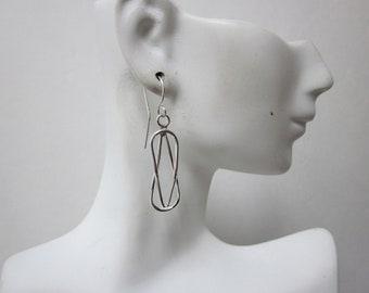 Interlocking Earrings