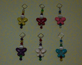 Butterfly Stitch Markers