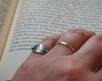 Carrot Fern Ring