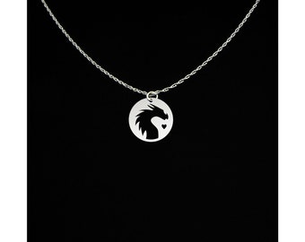 Dragon Necklace - Dragon Jewelry - Dragon Gift