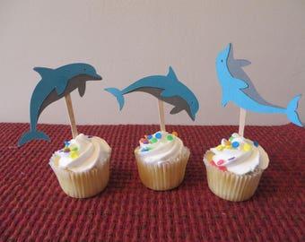 Miami dolphin favor Etsy