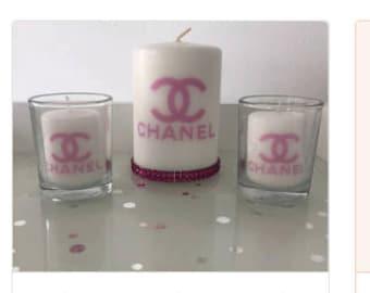 Designer Inspired Candle Set