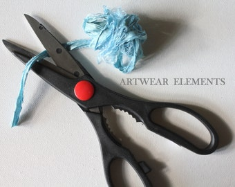 Scissors, All Purpose, Sharp Scissors, Craft Tools, Office Scissors, Jewelry Tools, Kitchen Shears, Tool Supplies, Economy, Artwear Elements