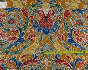 Caronet Upholstery Fabric Swatch Cotton