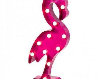 Flamingo led light