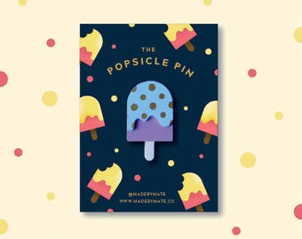 The Popsicle Pin