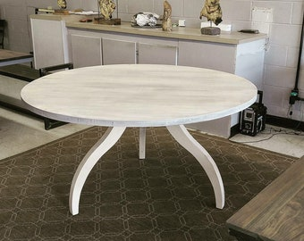 Artisan Crafted Round Table