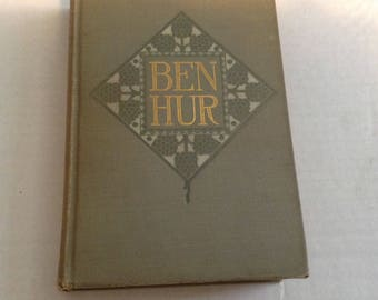 Ben Hur. 1908 Edition