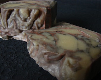Wolfbane.  Moss, Earth and Woods Handcrafted Artisan Soap