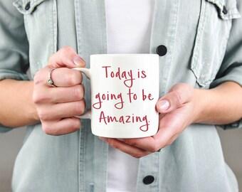 Personalized Mug, Custom Coffee Mug, Bridesmaid Gift