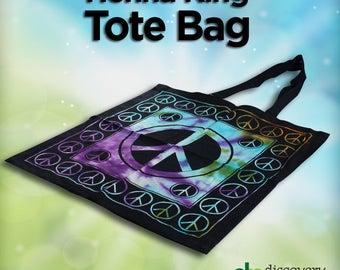 Henna Artist Tote Bag