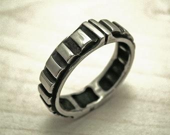 Mens silver ring,wedding band,silver mens ring,mens wedding band,bague homme,bague argent,silver band,silver ring,mens silver band,mens band