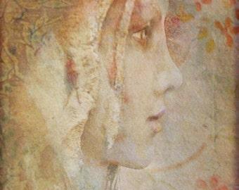 Lavaya - 8x10 Fine Art Print by Chopoli