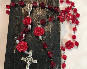 Rosary Red