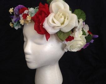 Spring Maiden Flower Crown