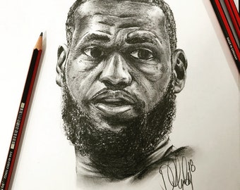 Hand-Drawn Portraits