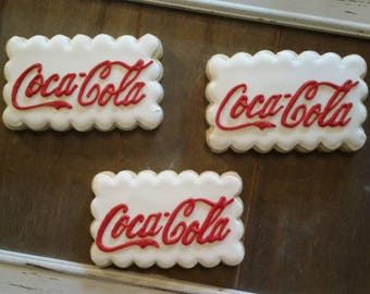 Coca-Cola Cookies - One Dozen