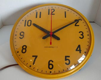 Vintage electric years 50/60 National Time Clock