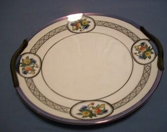 Nortitake 2-Handled Plate / Free Shipping