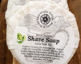 Natural Shaving Soaps / Beard Wash / Cleansing Bars