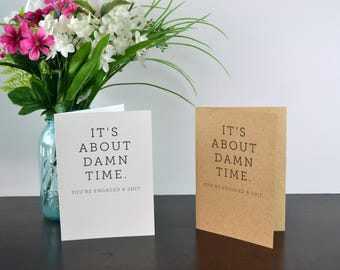 bridal shower card -wedding card congratulations - wedding - wedding card funny - wedding card - engagement card - engagement card funny -