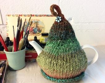 Handknit Gnome-y Tea Cosy