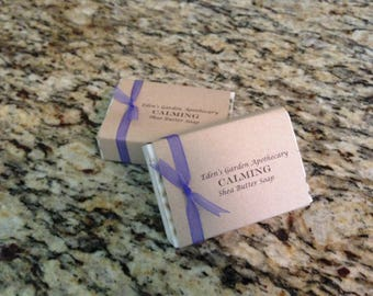Calming Shea Butter Soap