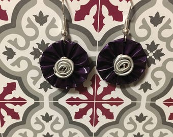 Nespresso Velvet earrings