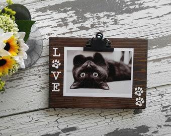 Pet Frame - Dog Frame - Cat Frame - Dog Picture Frame - Pet Picture Frame - Cat Picture Frame - Pet Photo Frame - Dog Photo Frame