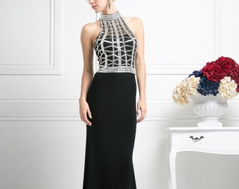 Prom Dress - Black