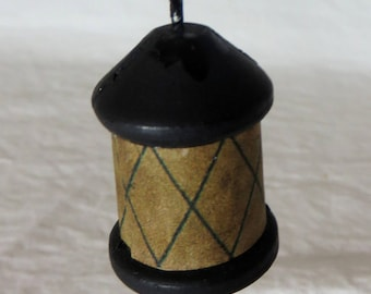 Rich Toy Co. reproduction dollhouse lanterns for 1930's and 1940's dollhouses