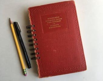 vintage junk journal