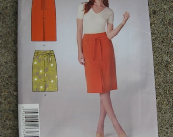 simplicity A1743  skirt pattern uncut size 8-18  factory folded