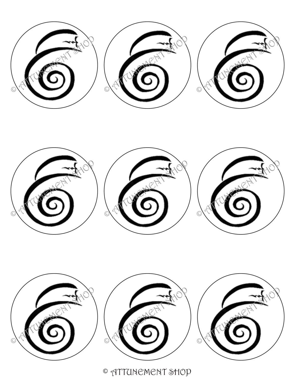 Dumo dai ko mio tibetan reiki master symbol 25 inch 9 zoom buycottarizona