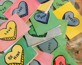 Heart Cards - More Just Added!