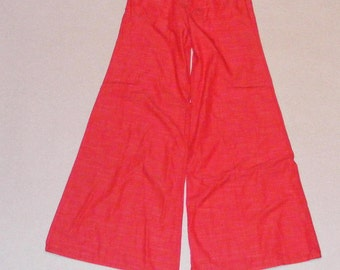 Vintage Lois Flared Trousers vintage -70s party-boho vintage-flared pants