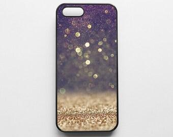 Gold Glitter iPhone Case iPhone 6 Case iPhone 6s Case iPhone 6 Plus Case iPhone 6s Plus Case iPhone 5s Case iPhone 5 Case iPhone SE Case