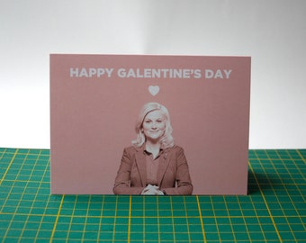 Greeting card : Galentine's Day!
