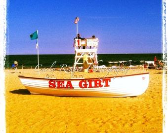 Shore - Sea Girt Boat Coaster