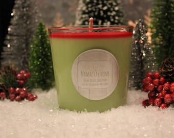 Night Before Christmas - All-natural Soy Wax Candle
