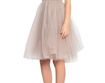 Gorgeous Soft Tulle Dress - 3 Way wear