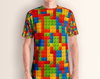 Lego Bricks, Men's T-shirt