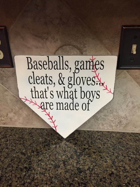 ON SALE Baseball Room Decor