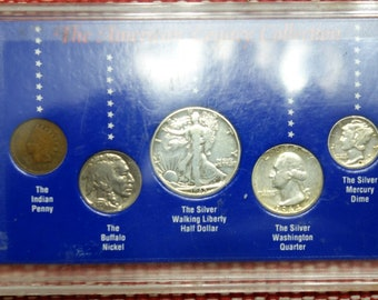 The American Legacy Coin Collection - 5 Coins