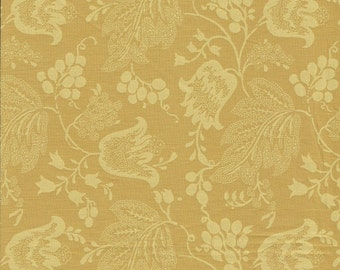 Dutch Chintz - Medium Ochre - Ton sur Ton FQ