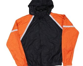 Vintage harley davidson windbreaker jacket
